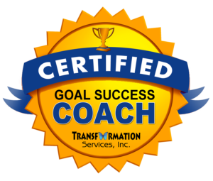 Certified goal success coach