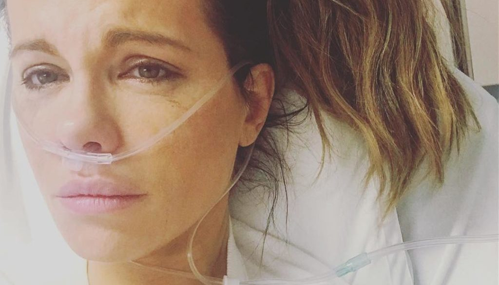 Kate Beckinsale Hospitalized For A Ruptured Ovarian Cyst — What To Know About This Medical Condition - Yury Z