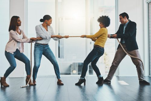 6 Ways Healthy Office Competition Builds Teams and Improves Productivity 1