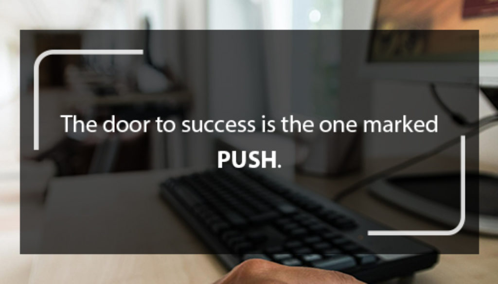 DOOR TO SUCCESS