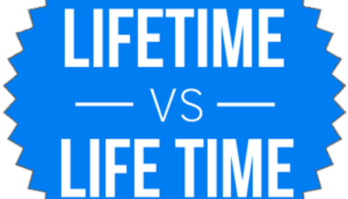 Lifetime or Life time – What's the Difference? - Writing Explained