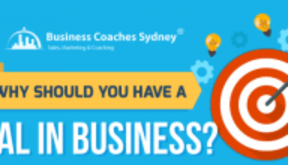 Why Should you Have a Goal in Business? (Infographic) - Business Partner Magazine