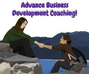 advance business development coaching
