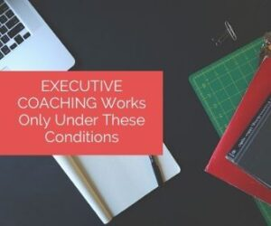 executive coaching works