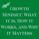 Growth Mindset: What it is, How it Works, and Why it Matters