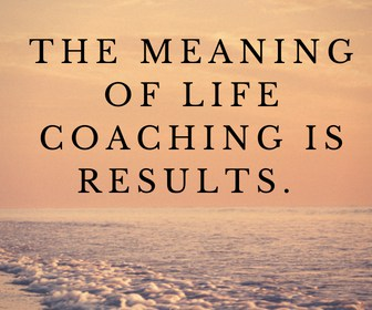 Life Coaching quote of the day! 2