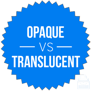 Opaque vs. Translucent – What's the Difference? - Writing Explained 4
