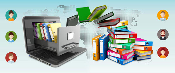 15 Benefits to Outsource Document Management 1