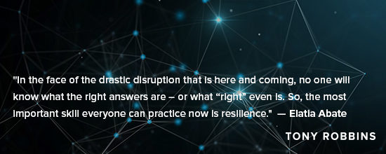 How to be the disruptor, not the disrupted 3
