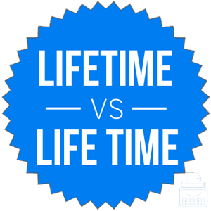 Lifetime or Life time – What's the Difference? - Writing Explained 3