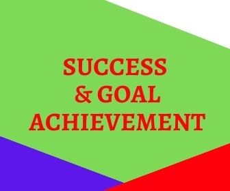 success and goal achievement