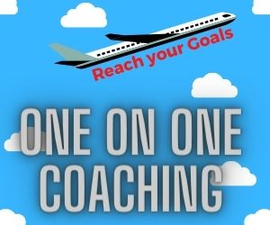 one on one coaching - reach your goals