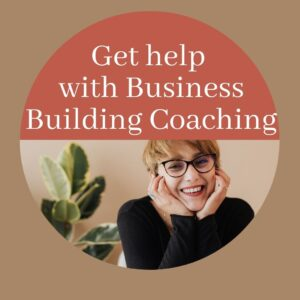 Get help with Business Building Coaching