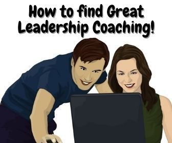 How to find Great Leadership Coaching