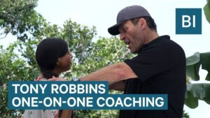 Tony Robbins One-On-One Coaching Session 12