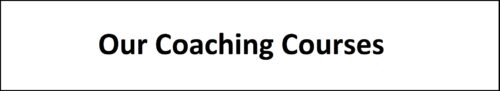 Life and business coaching courses
