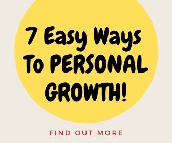 7 Easy Ways To PERSONAL GROWTH Without Thinking About It 1