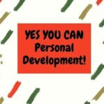 YES YOU CAN Personal Development 1