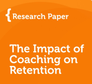 Research Paper: The Impact of Coaching on Employee Retention 3
