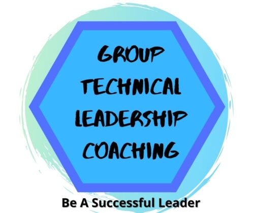 Group Technical LEADERSHIP COACHING  - Be a Successful Leader 1