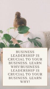 Business Leadership Information You Will Not Find Elsewhere 1