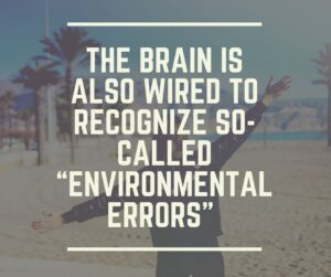 The brain is also wired to recognize so-called